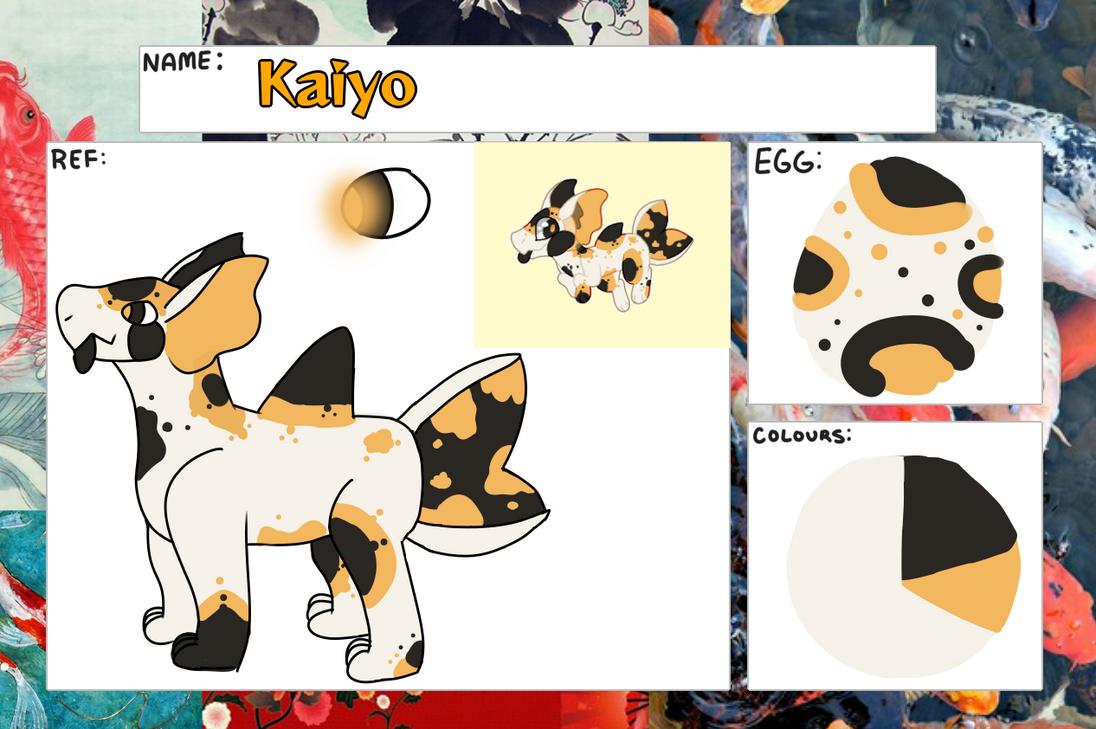 Kaiyo App. by OrionStar87