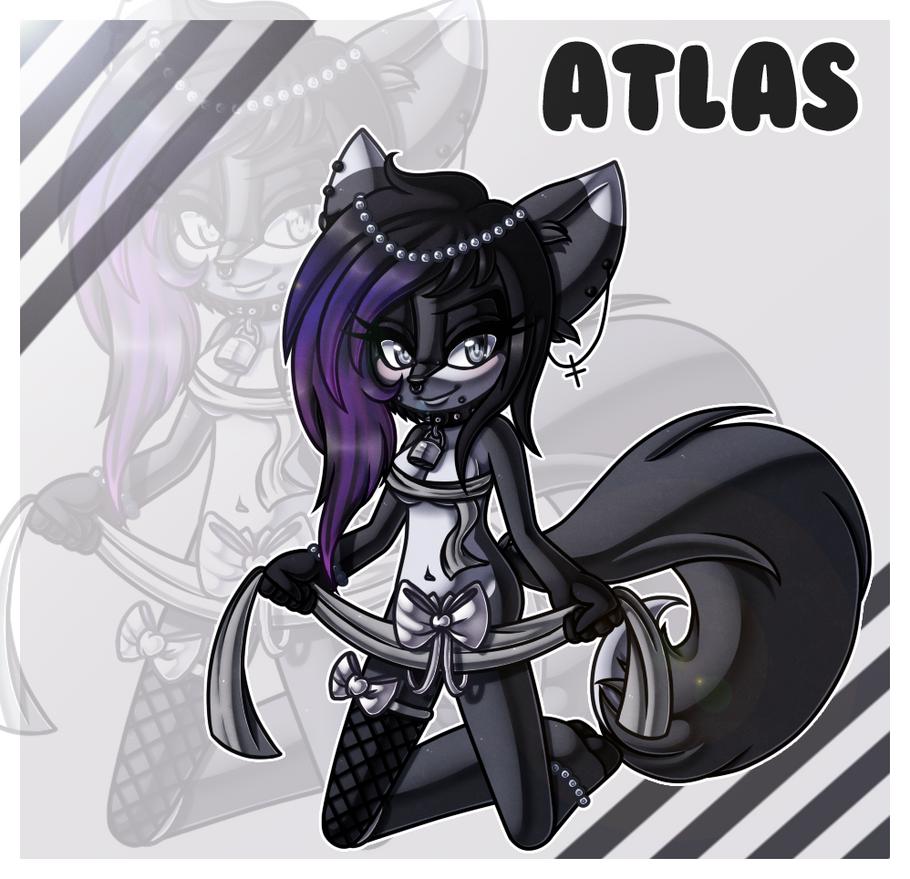 Ribbons 'n' Beads: Atlas by SpeedCircuit