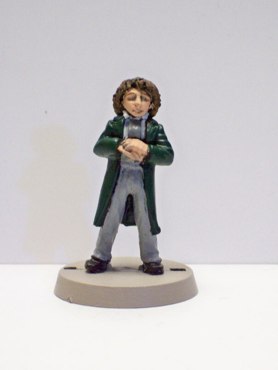 The Eighth Doctor by DoctorVorlon