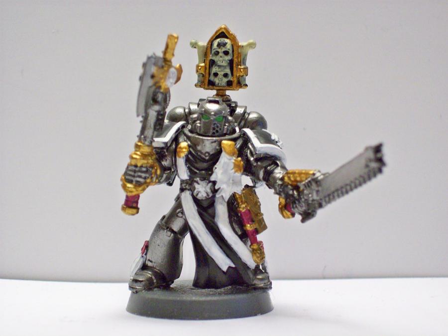 Black Templar by DoctorVorlon