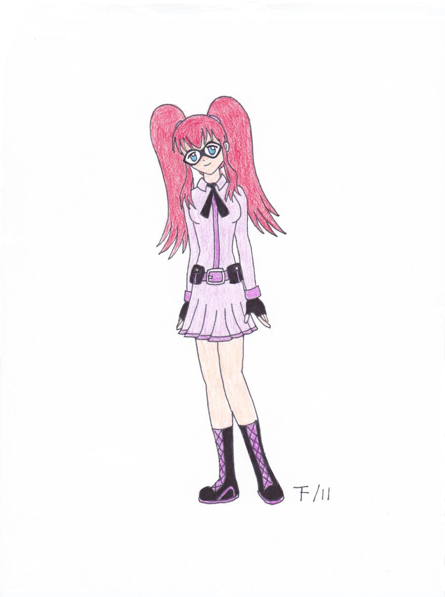 The School Girl Update by DoctorVorlon