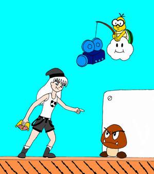 May Challenge - Panda vs Goomba
