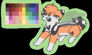 AJ Colors Meme by Phoenix-Alikan