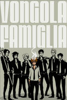 Mafiosi della Vongola Famiglia by autis