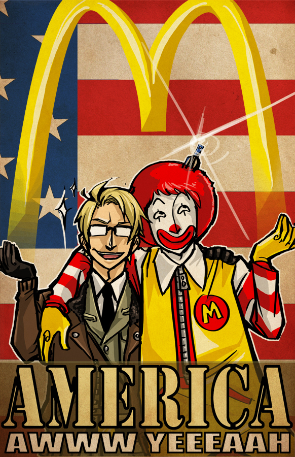 APH - AMERICA, FUCK YEAH by autis