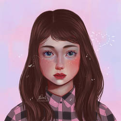 self portrait by itsveeel