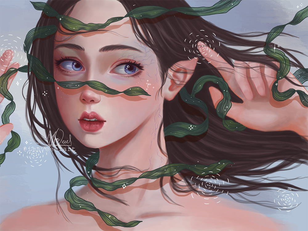 Mermaid by itsveeel