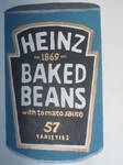 Heinz Baked Beans Tin Painting