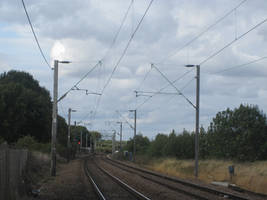 West Anglia Main Line - looking North by Foxfan1992