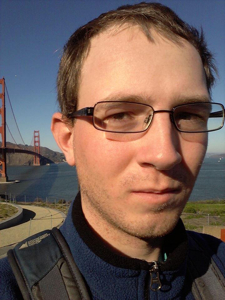 Golden Gate Bridge Selfie - January 2015 by Foxfan1992