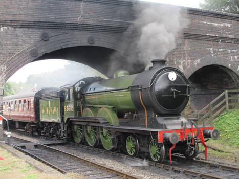 North Norfolk Railway - LNER B12 8572