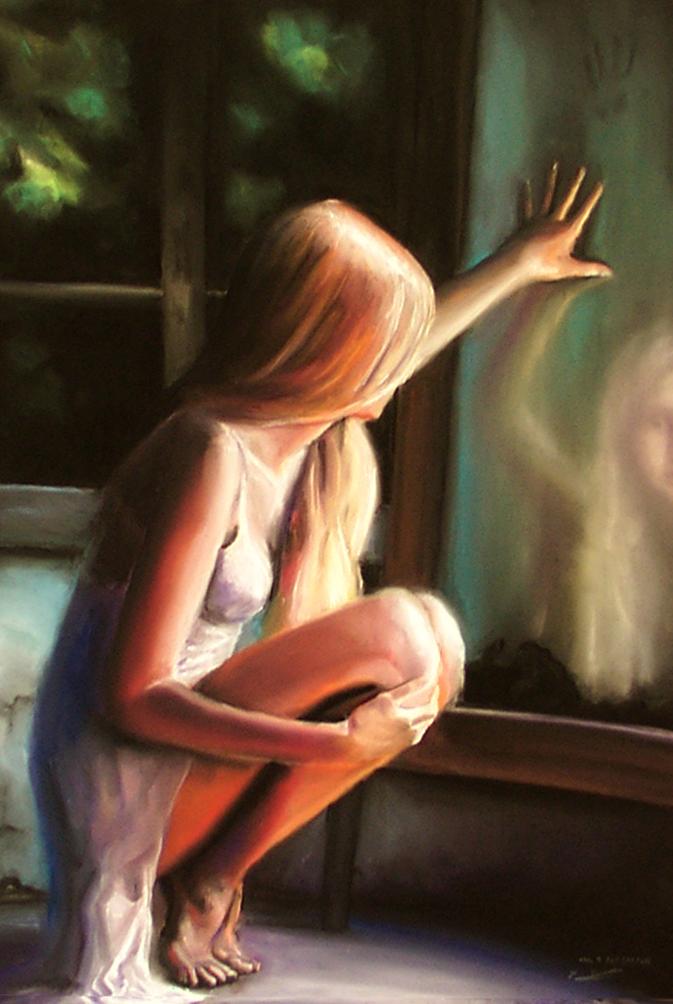 Through a Glass Darkly by jedimasterpaul