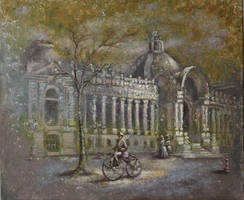Grand Palais. France