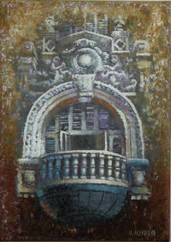 ''The Balcony''