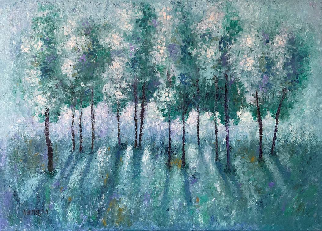 ''Whisper of dawn''