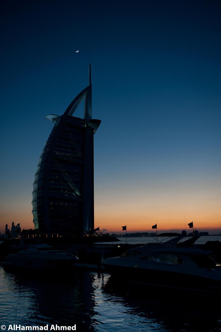 Burj Al Arab Dubai By Abo3ziz On Deviantart