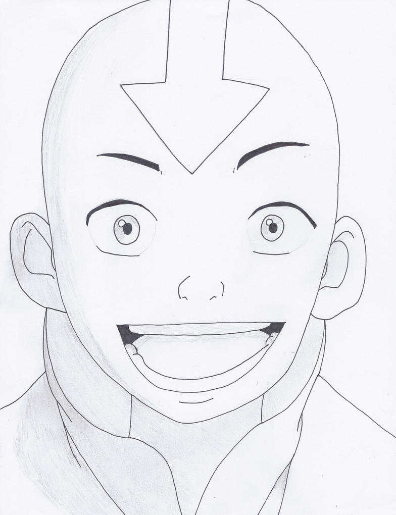 Aang Avatar:The Last A...