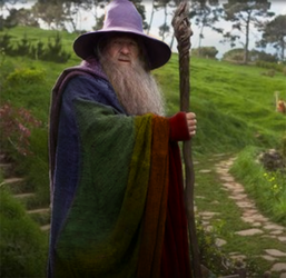 Gandalf the Rainbow