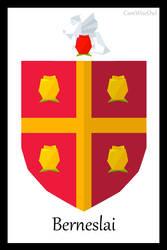 Berneslai (Barnsley Coat of Arms)
