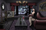 Movie Night with Elvira