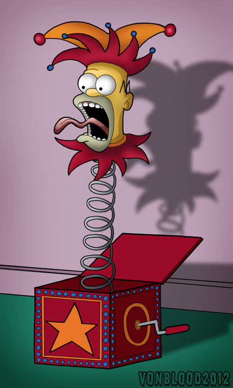 Treehouse of Horror II by vonblood