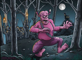 The Curse of Frankenberry