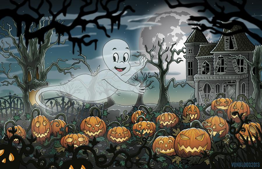 Casper by vonblood