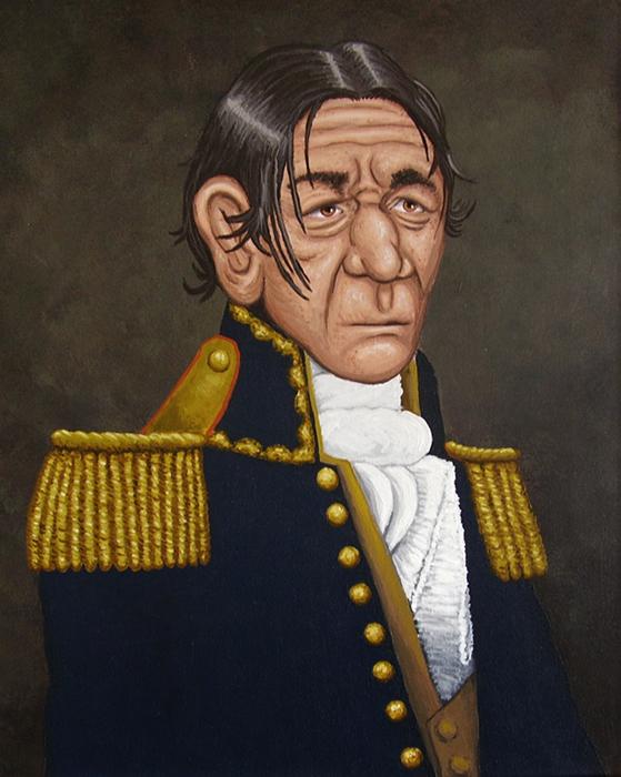 Captain Shemp by vonblood