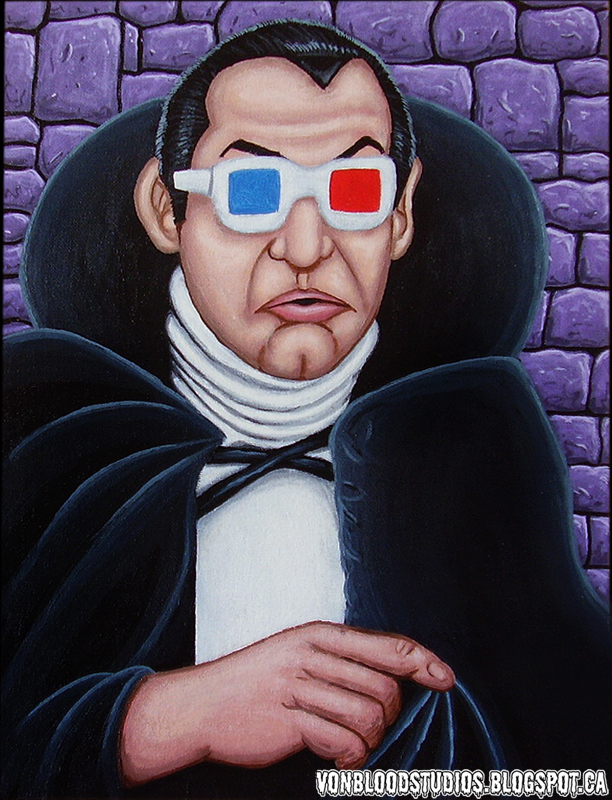 Count Floyd by vonblood