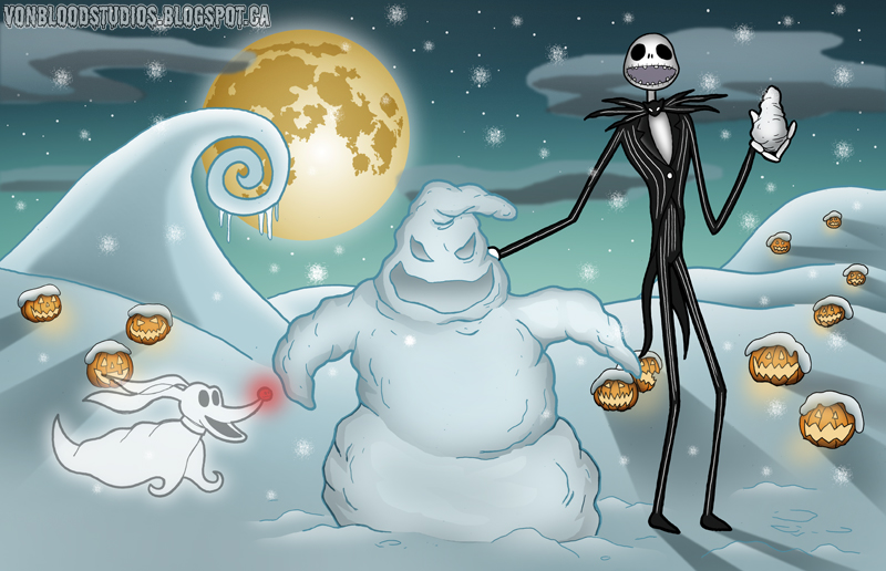 Snow Oogie by vonblood