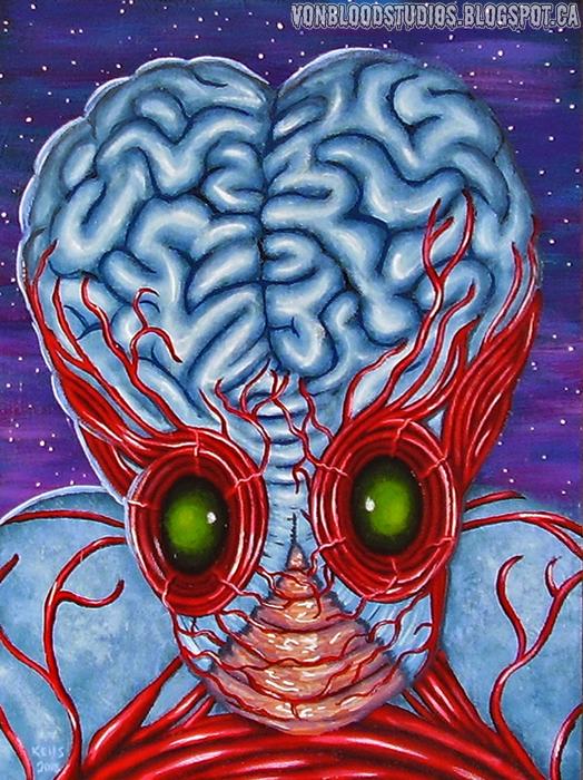 Metaluna Mutant by vonblood