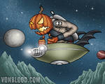 The Galactic Pumpkin