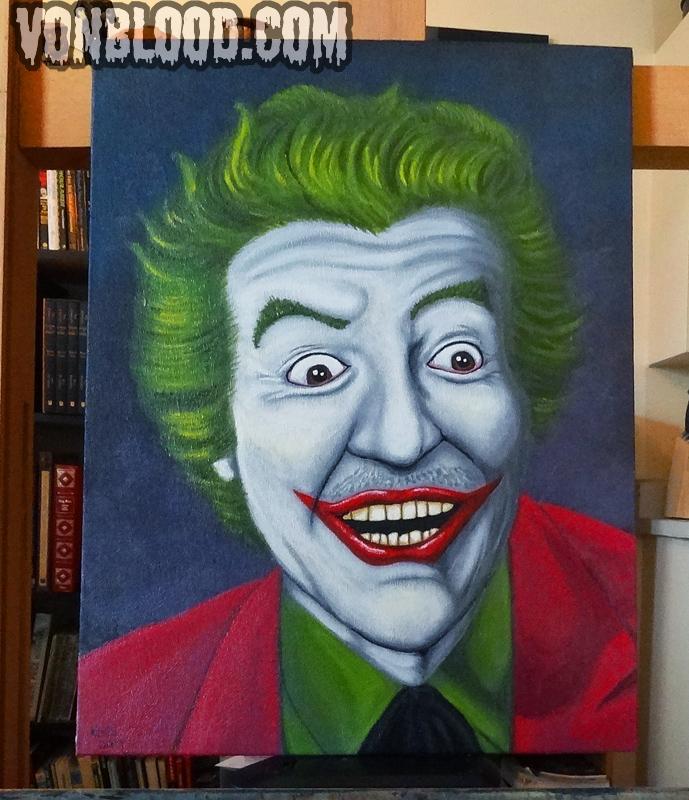 Joker by vonblood