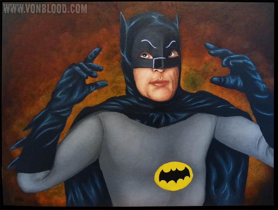Batman by vonblood
