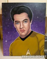 Captain Presley