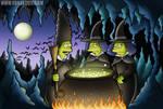 Treehouse of Horror 9