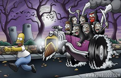 Treehouse Of Horror 10