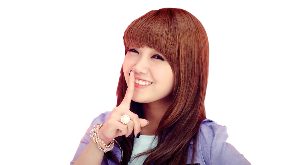 Apink Eunji png by IheartSNSDForever - 371.6KB