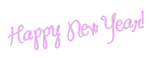 happy new year png