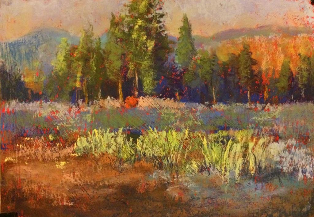 Landscape study by guslopezr