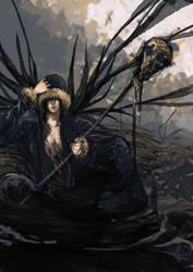 dark abyss : still.. by FLEXDONE