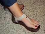 amanda's feet