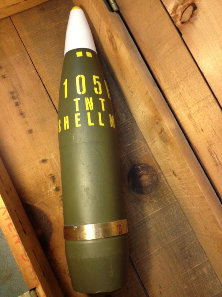 how to make artillery shells