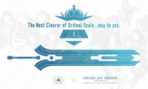 Sword Art Online The Movie The Great Excalibur OS