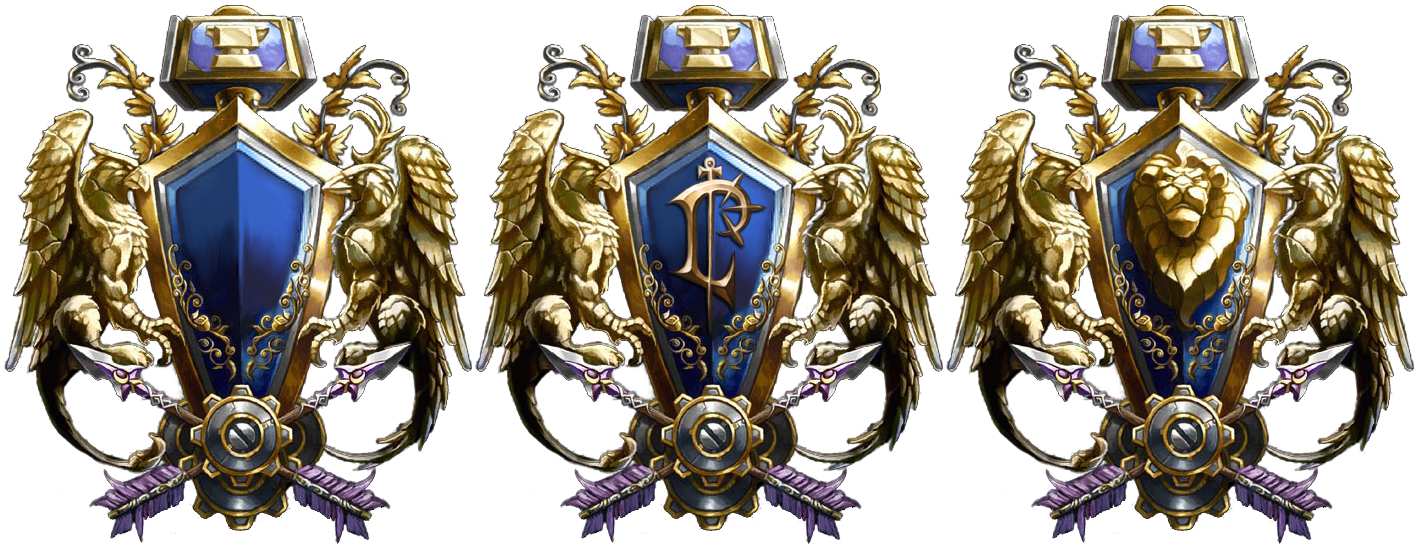 World of Warcraft - Coat of Arms of the Alliance