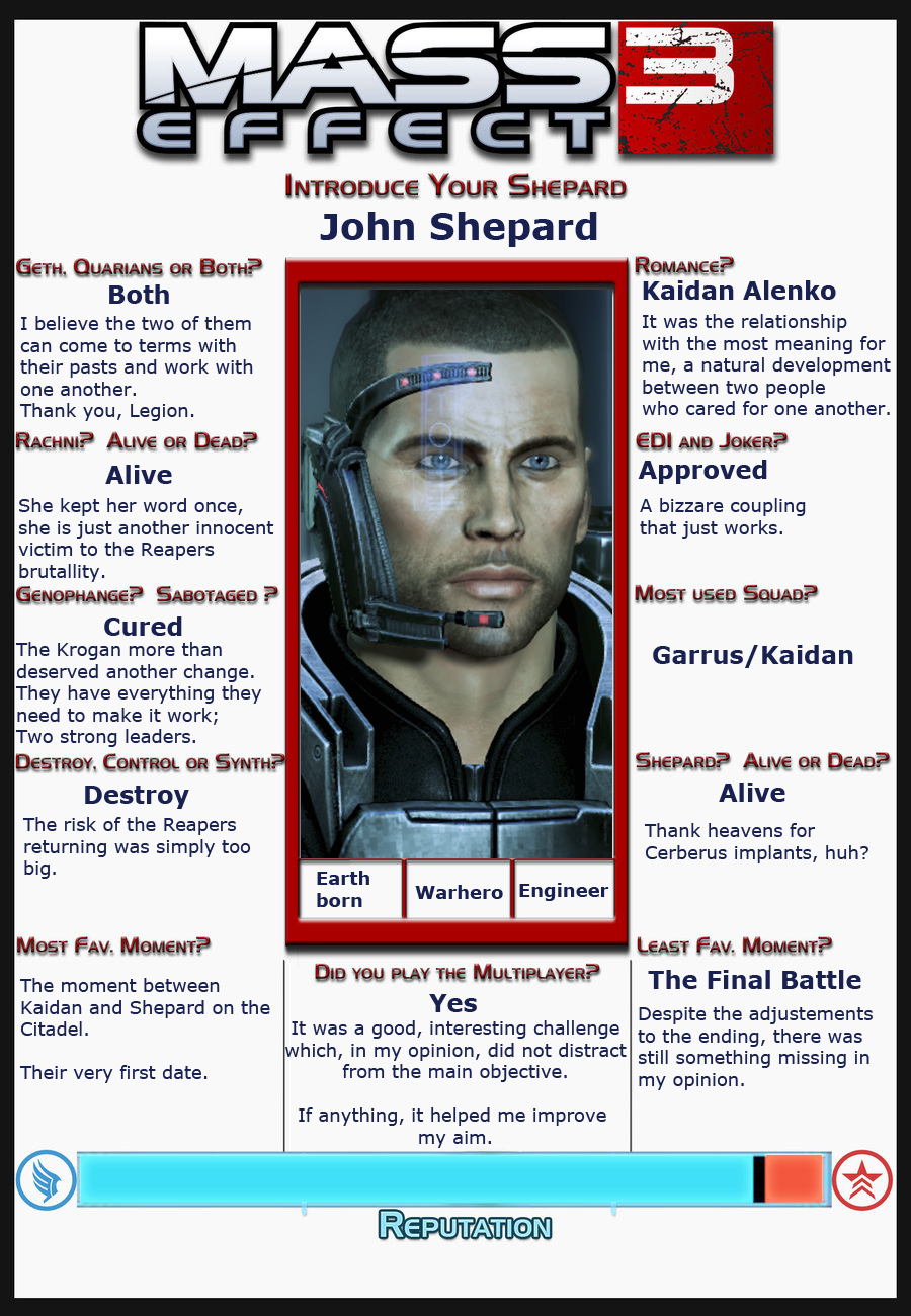 Mass Effect 3 MeMe by TovarasNightroad