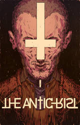 The Antichrist Cover