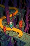 Adventure Time Comics #25 Subscription Cover