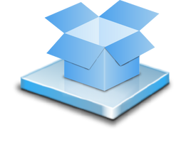 Dropbox Library Icon by brutalbarbarian