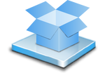 Dropbox Library Icon
